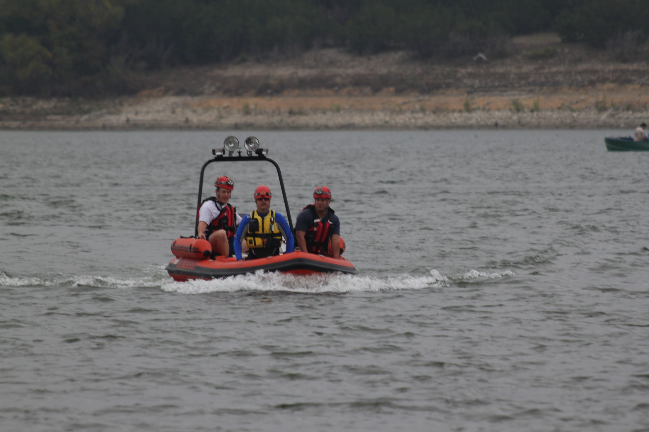 Photo of Rescue Boat